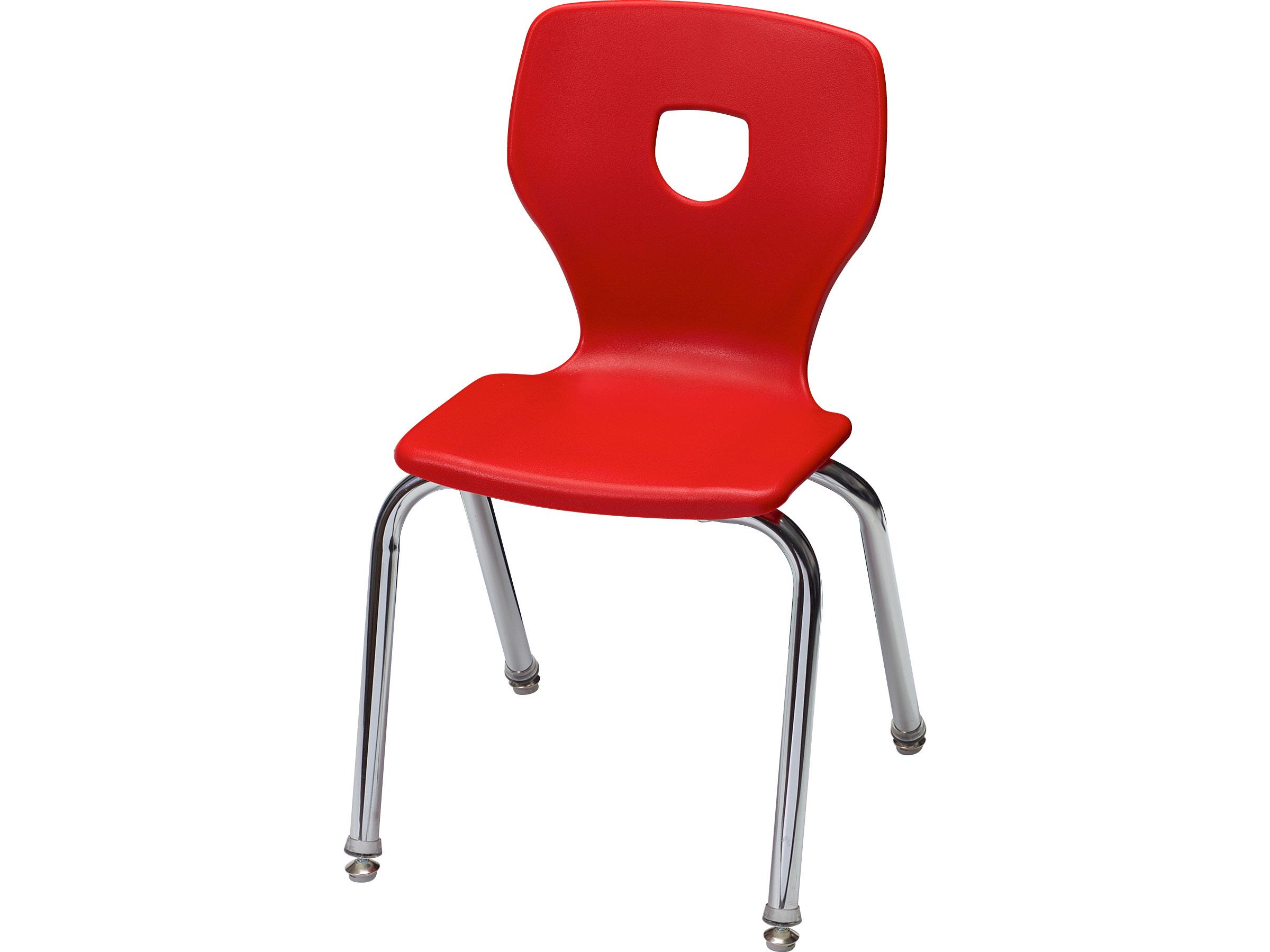 "1558 18"" Silhoflex Stacking Chair"