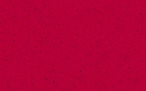 Red hard plastic