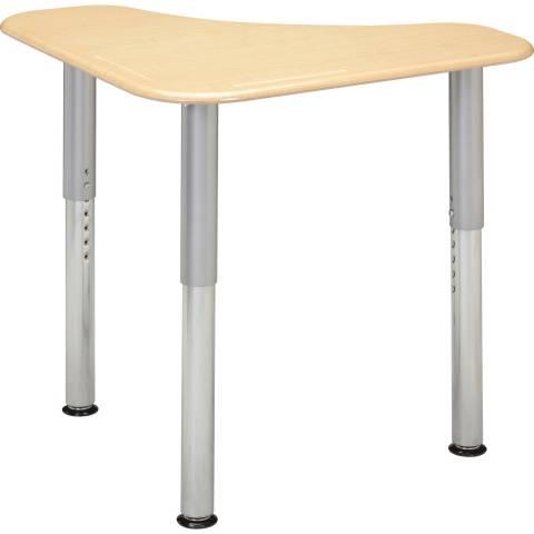 Adjustable Tri-corner Galaxy Desk