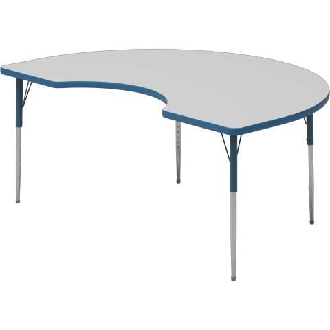 6400 Kidney Table