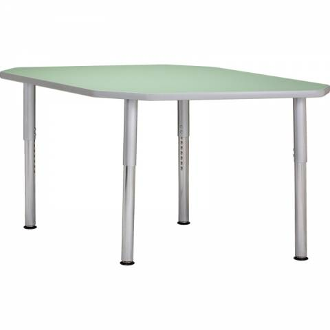 Double Diamond Table with Galaxy legs