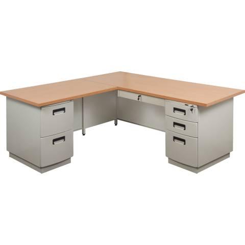 9079 L-Shape Desk