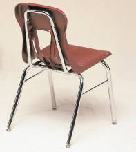 Classic comfort features sturdy frame