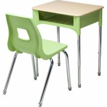 A264 Capella Chair with 3140 Desk