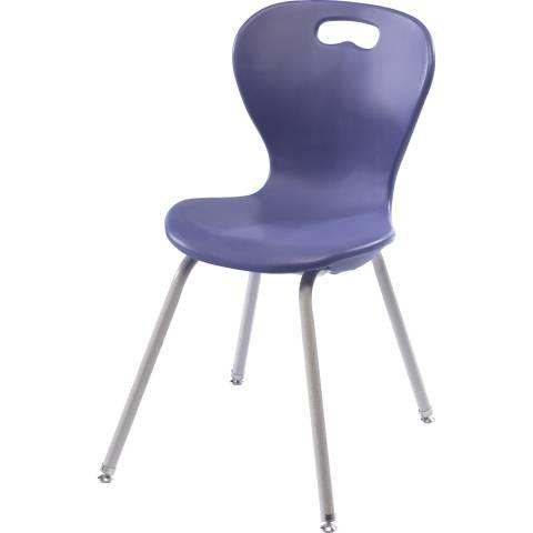 1898 Omnia Four-leg Chair